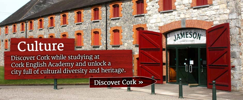 Discover the culture of Cork with Cork English Academy