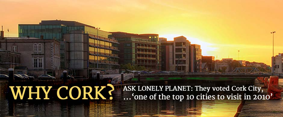 Why study English in Cork?