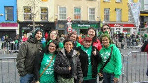 CorkEnglishAcademy_Students_StPatricksDay