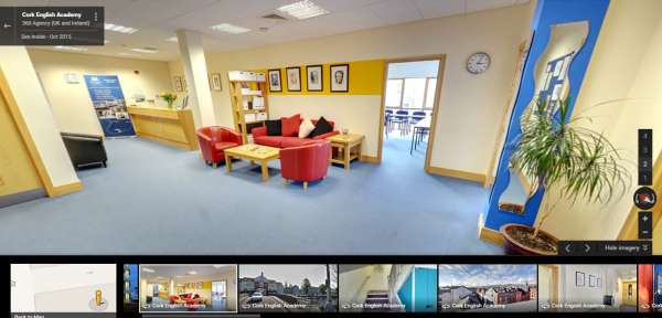 English Language School Cork First Floor Photos