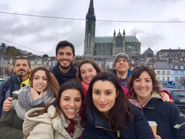 English Language School Students Cork City Ireland
