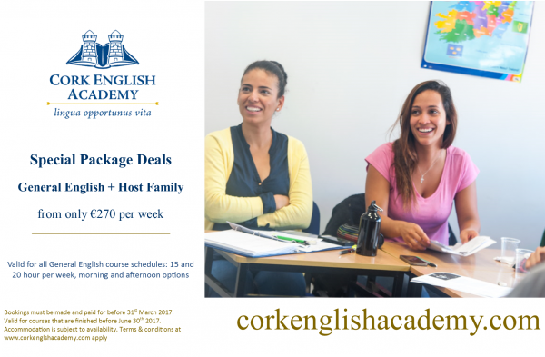 General English + Host Family Special Offer