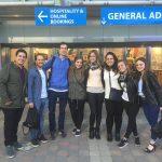 Cork English Academy Students